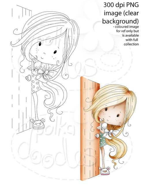 Winnie Sugar Sprinkles Springtime - Hi, it's me!
