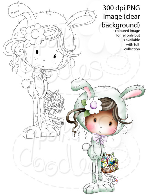 Winnie Sugar Sprinkles Springtime - Happy Easter!