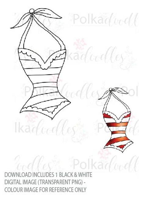Winnie Starfish/Sandcastles - Bikini/Swimming DOWNLOAD