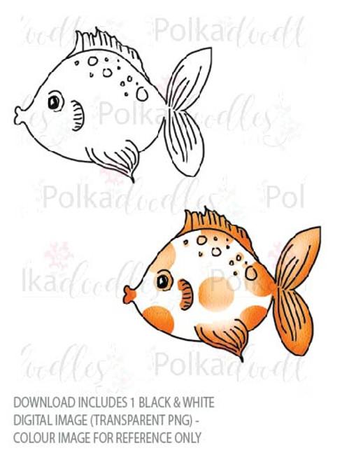 Winnie Starfish/Sandcastles - Fish2 DOWNLOAD