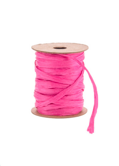 Pink Ribbon Spool 10m by Stampin Unicorn