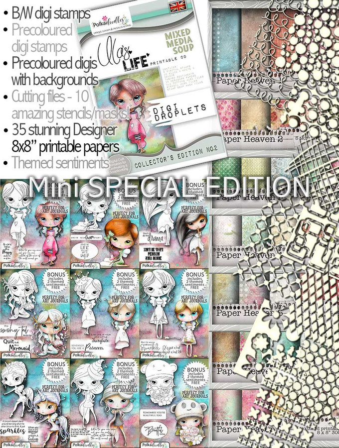 Ula's Life SPECIAL EDITION (mini kit download)