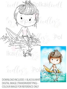 Winnie Starfish/Sandcastles - Rocco Surf's Up DOWNLOAD
