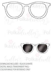 Winnie Starfish/Sandcastles - Sunglasses DOWNLOAD
