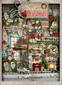 Festive Christmas - Download Collection