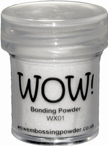 Bonding Powder - Wow 15ml Embossing Powder for stamping