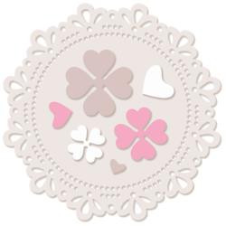 Dotty Doily - Large Die Set
