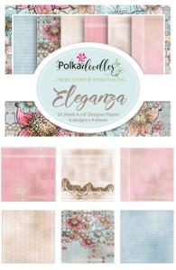 """Eleganza 6 x6"""" paper pack"""