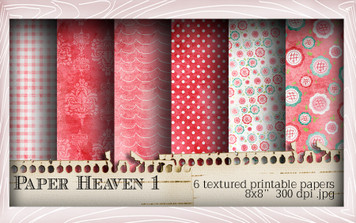 Paper Heaven 1 Winnie Special Moments...Craft printable download digital stamps/digi scrap kit
