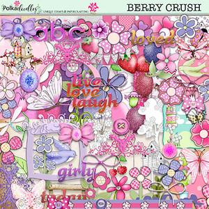 Berry Crush Digi Scrap Kit download