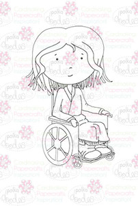 Poorly Patty digital stamp download