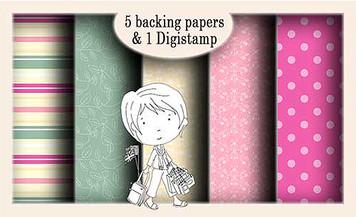Enfys Jetsetting Digital stamp download
