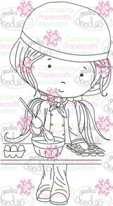 Chef/Cook/Baker/Kitchen digital stamp download