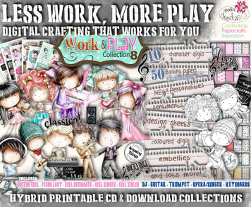 Work & Play 8 Feel the Music Download - BONUS FULL Collection