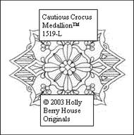 Cautious Crocus