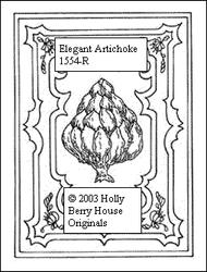 Elegant Artichoke