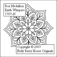 Earth Whispers Medallion