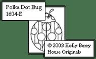 Polka Dot Bug