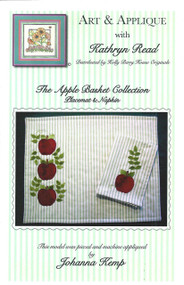 Apple Basket Placemat & Napkin