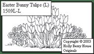 Easter Bunny Tulips