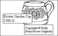 Flower Garden Cup