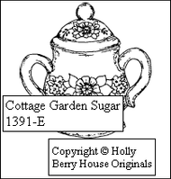 Cottage Garden Sugar