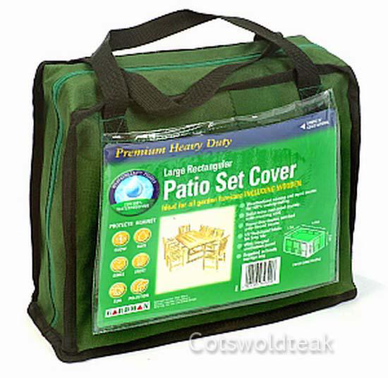 Gardman rectangular patio set cover