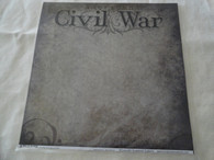 Civil War Antique Look Scrapbook Paper