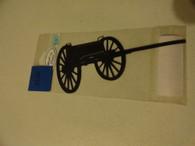Civil War  Limber Scrapbooking Diecut