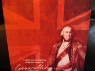 Revolutionary War Cornwallis Scrapbook Paper