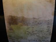 Revolutionary War Battle of Yorktown Right Scrapbook Paper