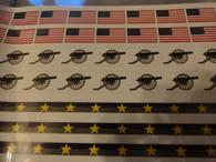 Union Board Stickers
