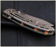 """Rick Hinderer Knives Folding Knife Standoffs for XM-18 - 3.5"""", Copper"""