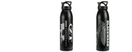 Zero Tolerance Knives H2OZTBLACKWASH Water Bottle, 24 Ounce, Blackwash Aluminum, BPA Free