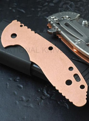 "Rick Hinderer Knives Copper Liner for 3.5"" XM-18 Knife"
