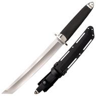 """Cold Steel Magnum Tanto IX 35AD Fixed Blade Knife, 9"""" Plain Edge San Mai Blade"""