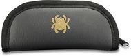 "Spyderco Travel Case C12C Large Zipper Pouch, Mock Leather, 3"" x 7"""