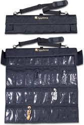 Spyderco Spyderpac Large SP1 Knife Storage & Carry Case, < 30 Knives