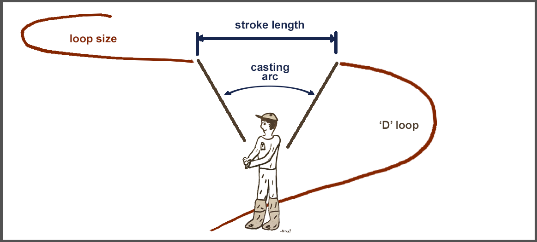 Salmon Fishing Cast Diagram - Auto Electrical Wiring Diagram •
