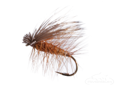 Elk Hair Caddis, Brown