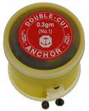 Anchor Double Cut Split Shot Sinkers