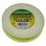 Cortland Braided Mono Running Line