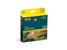 Rio Intermediate Aqualux Midge Tip Lake Fly Line