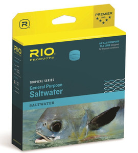 RIO General Purpose Tropical Floating Fly Line