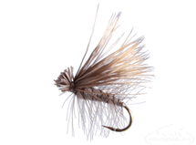 Elk Hair Caddis, Grey