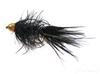 Rubber Bugger, Cone Head, Black