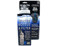 Aquamira Water Bottle and Filter