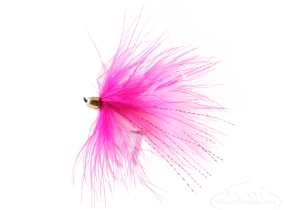 Marabou, Pink-Cerise, Conehead