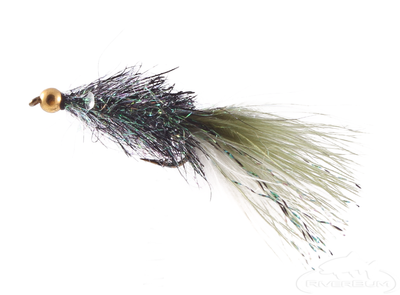 Sparkle Minnow, Bead Head, Peacock - RiverBum.com