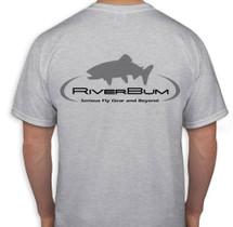 RiverBum Gray T-Shirt